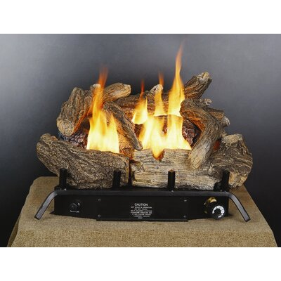 "KozyWorld 18"" Vent-Free Dual Fuel Log Set"