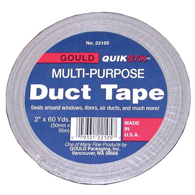 Lepages Gould QuikStik Multi-Purpose Duct Tape