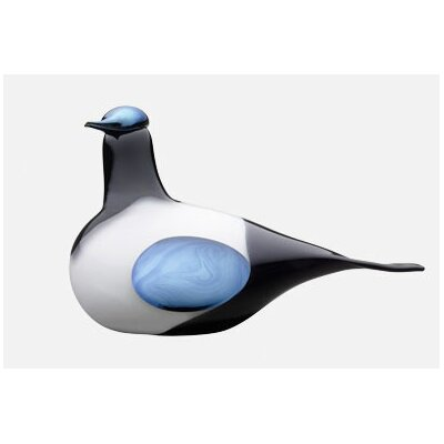 iittala Birds by Toikka Magpie Bird Figurine