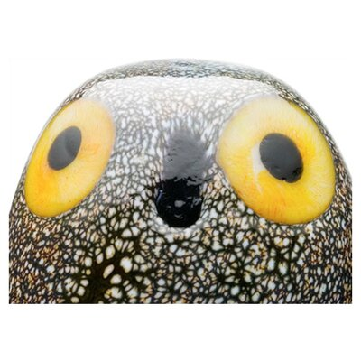 iittala Birds by Toikka Little Barn Owl Figurine