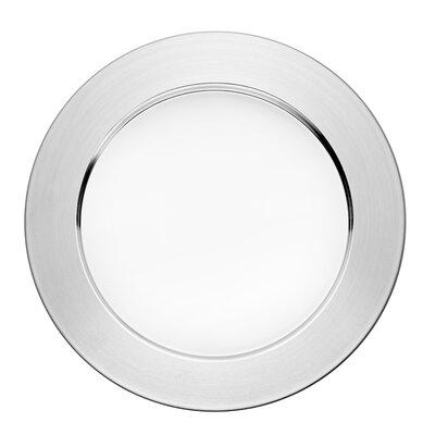 """iittala SarpanevaSteel 16"""" Plate"""