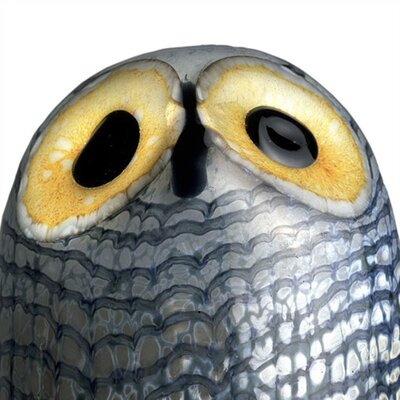 iittala Birds by Toikka Barn Owl Figurine