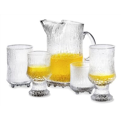 iittala-Ultima Thule Set of Two 2 Oz. Tall Cordial Glasses