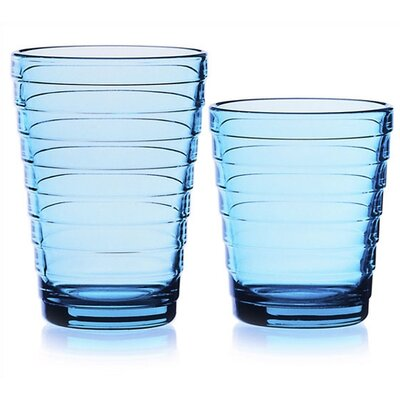 iittala-Aino Aalto 11.75 Oz. Tumblers Light Blue