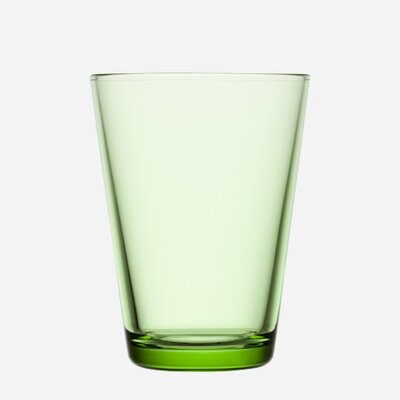 iittala Kartio Glassware Set Apple Green