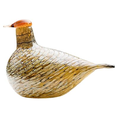 iittala Birds by Toikka Summer Grouse Figurine