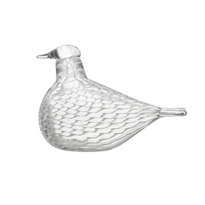 iittala Birds By Toikka Mediator Dove Figurine