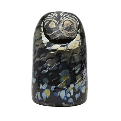 Birds By Toikka Sooty Owl Figurine