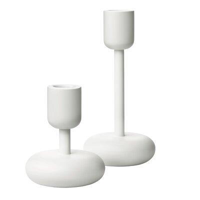 iittala 2 Piece Nappula Candleholder Set