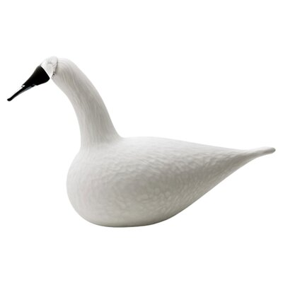 iittala Birds by Toikka Whooper Swan Figurine