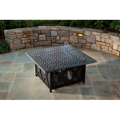 Alfresco Home Ramblas Coffee Table with Firepit