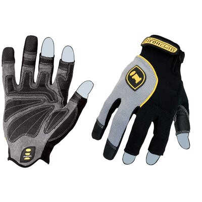 Ironclad Large Framer™ Leather Palm Gloves FUG-04-L