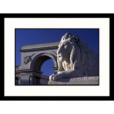 Great American Picture Palace of Legion of Honor, San Francisco Framed Photograph - Stephen Saks