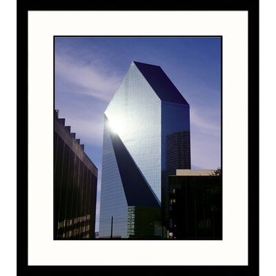 Great American Picture Dallas Framed Photograph
