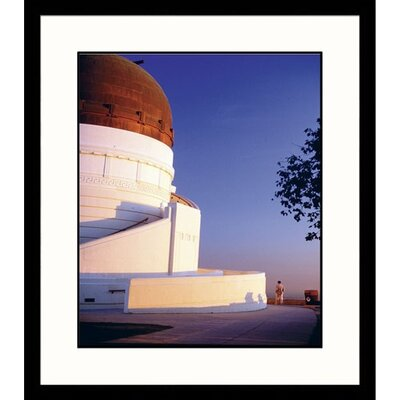 Great American Picture Los Angeles Observatory Framed Photograph