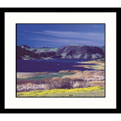 Great American Picture California Mountains Framed Photograph