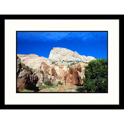 Grand Washington Hiking Trail Framed Photograph - Timothy O'Keefe