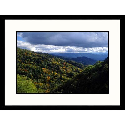 Landscapes 'Newfound Gap, Great Smokey Mountain National Park, Tennessee' by Jack Jr Hoehn ...