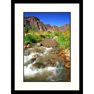 Grand Canyon, Colorado River Framed Photograph - James Denk