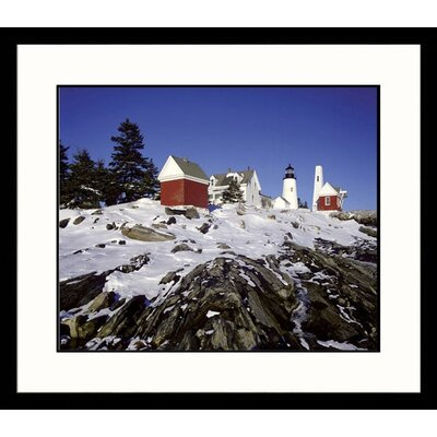 Winter Light Framed Photograph