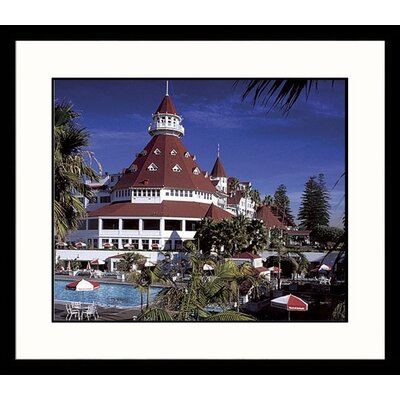 Great American Picture Coronado Framed Photograph