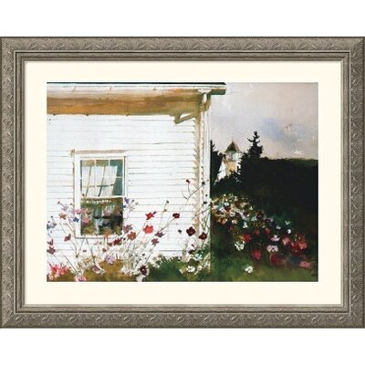 Great American Picture Museum Reproductions 'Around The Corner' by Andrew Wyeth Framed Photographic Print