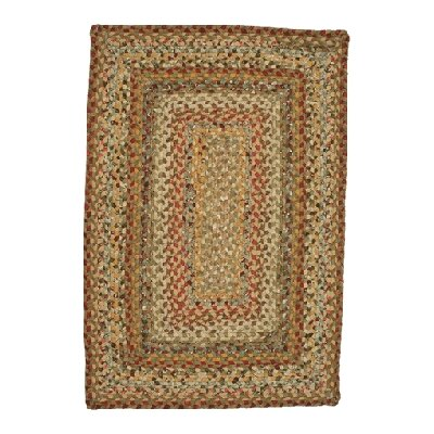 Homespice Decor Cotton Mosaic Rug