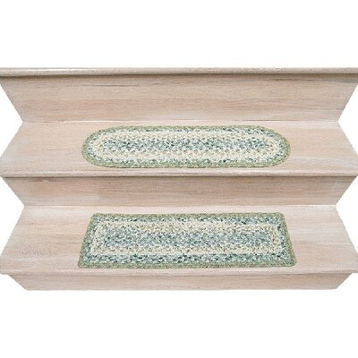 Homespice Decor Celadon Stair Tread