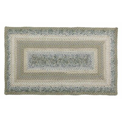 Cotton Celadon Rug