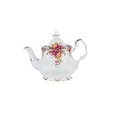 Royal Albert Old Country Roses 42 oz Teapot