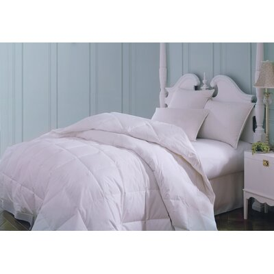 Wildon Home ® Majestic Cotton Poly Down Alternative Comforter