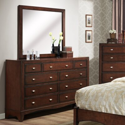 Wildon Home ® Landsberg 9 Drawer Dresser