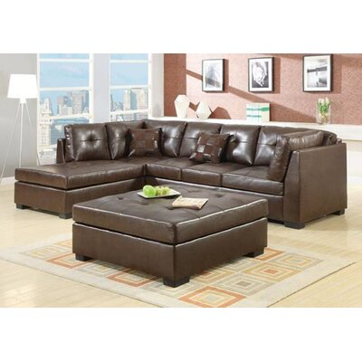 Wildon Home ® New Hope Sectional