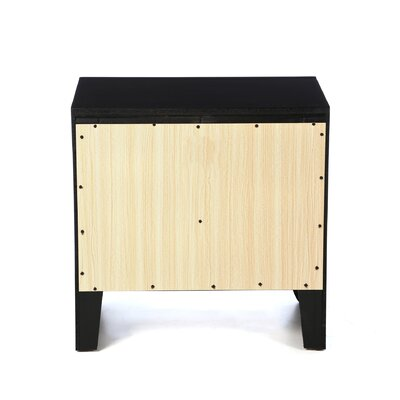 Wildon Home ® Briana 3 Drawer Nightstand
