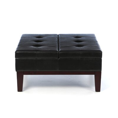 Wildon Home ® Oak Leaf Ottoman