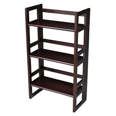 "Wildon Home ® Student Folding 37"" Bookcase"