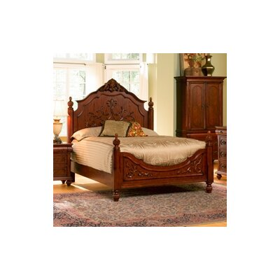 Wildon Home ® Isabella Panel Bed
