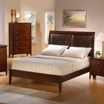 Wildon Home ® Manhattan Queen Storage Panel Bed