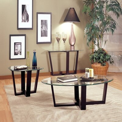 Wildon Home ® Lacomb 3 Piece Coffee Table Set