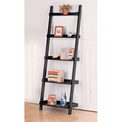 Wildon Home ® Merlin Bookshelf in Black