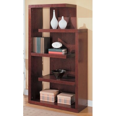 "Wildon Home ® Scholls 36"" Bookcase in Cappuccino"