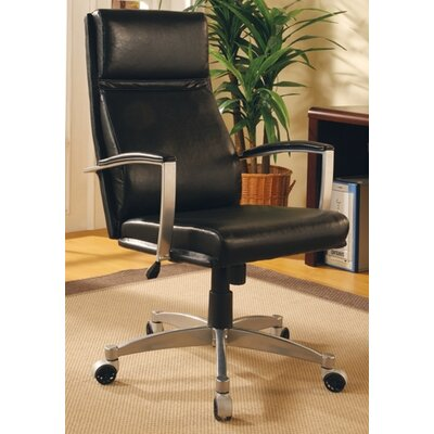 Wildon Home ® Sitkum High-Back Office Chair