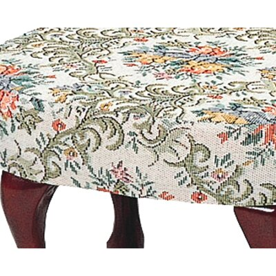 Wildon Home ® Wilbur Fabric Ottoman