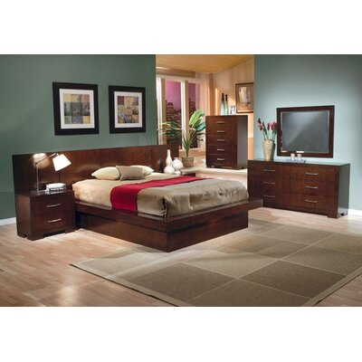 Wildon Home ® Jessica Platform Bedroom Collection