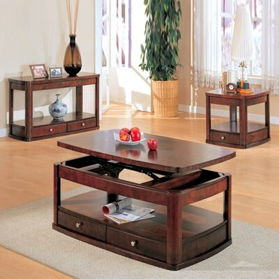 Wildon Home ® Benicia Coffee Table Set
