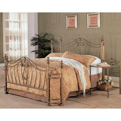 Wildon Home ® Merced Metal Bedroom Collection
