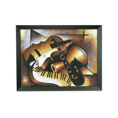 "Wildon Home ® ""Music"" Wall Art"