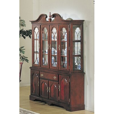 Wildon Home ® Italy China Cabinet
