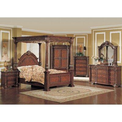 Wildon Home ® Kamella Poster King Bedroom Collection