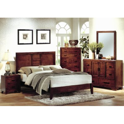 Wildon Home ® Avery Queen Panel Bedroom Collection